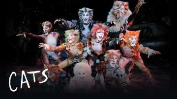 Котките от легендарния мюзикъл на Андрю Лойд Уебър преди спектакъла в София