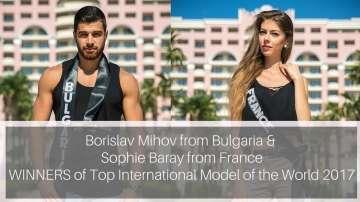 Българин стана първи в световна надпревара за модели