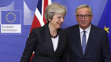 Юнкер и Тереза Мей са оптимисти за отношенията след Брекзит