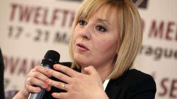 Мая Манолова внася в парламента проект за мажоритарна изборна система