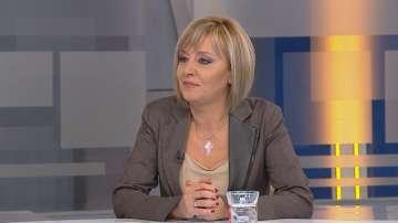 """Манолова: Изсушаването на наводнените къщи в Бургаско ще се поеме от """"ЕВН"""""""
