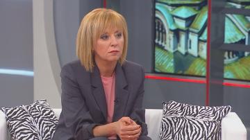 Мая Манолова: Моделът за управление на София е генерално сбъркан