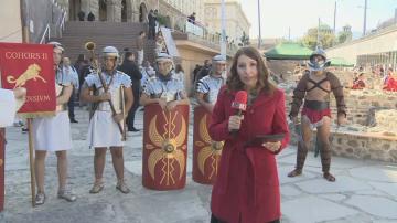 Първи античен фестивал Сердика е моят Рим в София