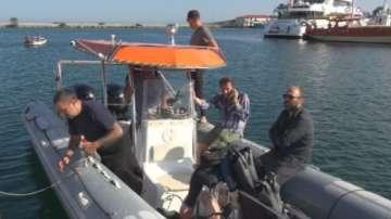 МС одобри 2,5 млн. лв за източването на мазута от потъналия кораб край Созопол