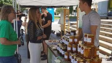 България е сред лидерите в Европа по брой биологични пчелни кошери