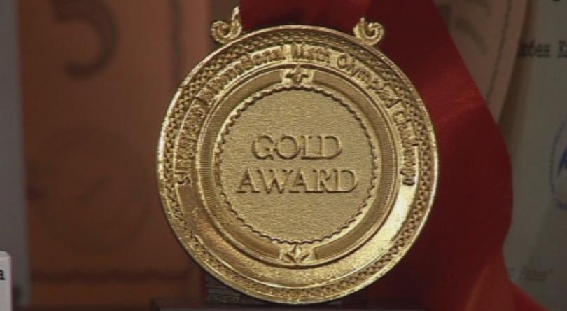 снимка 4 Третокласничка донесе златен медал от Сингапур