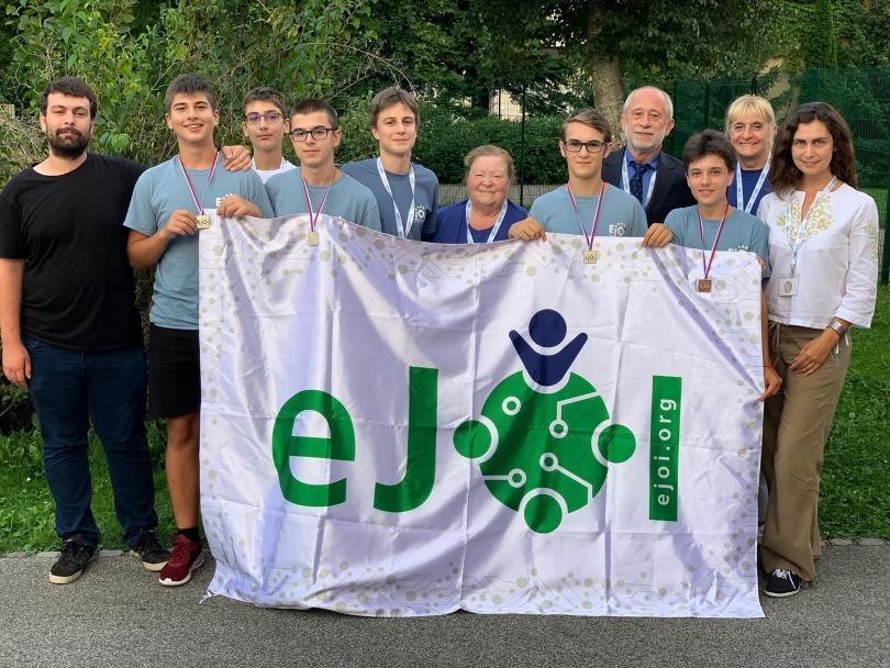 Българският отбор ще донесе у дома четири медала от Европейската