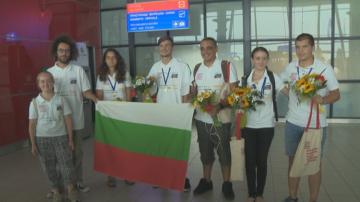 Български ученици с медали на Олимпиадата по лингвистика