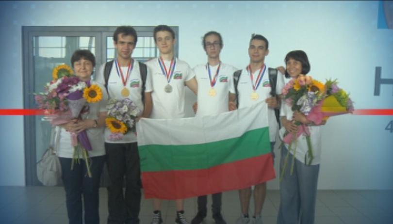 Нов успех за България от Олимпиада по химия в Париж.