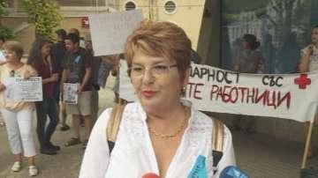 Нов протест на медицински специалисти във Варна