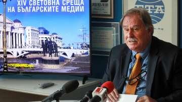Скопие ще е домакин на 14-тата Световна среща на българските медии