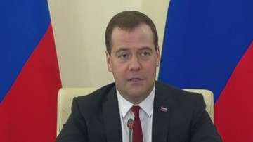Русия не бомбардира цивилни в Сирия, заяви Дмитрий Медведев