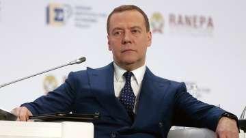 Премиерът на Русия Дмитрий Медведев пристига на посещение у нас