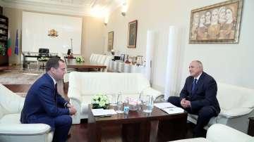Борисов: Ясно сме артикулирали, че България ще участва в преноса на газ