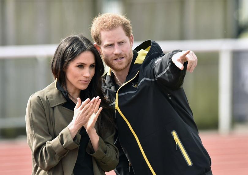 Британският принц Хари и съпругата му Меган губят кралските си
