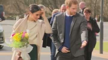 Принц Хари и Меган Маркъл избраха цветя за сватбата си