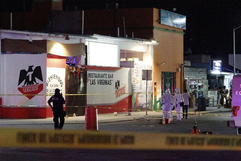 Най-малко петима души са убити при нападение в Акапулко