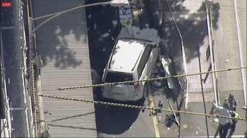 Шофьорът в Мелбърн е действал преднамерено, според полицията
