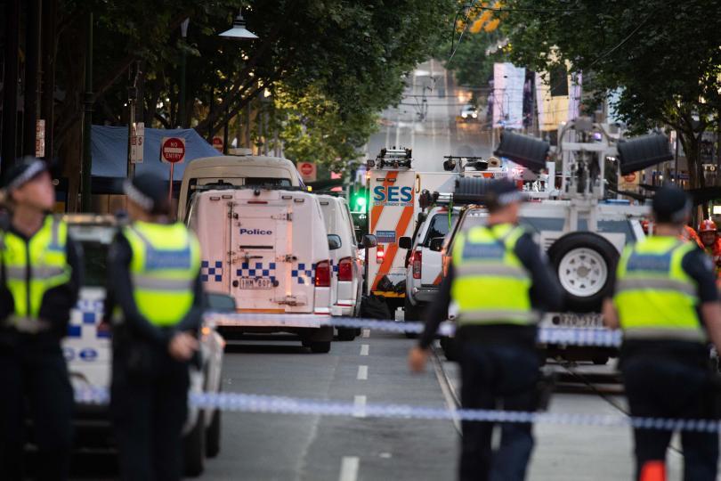 Австралийските власти вече разглеждат като тероризъм случая, при който нападател