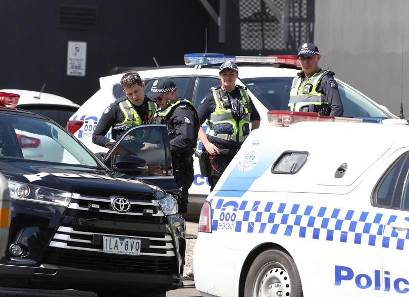 Арест в центъра на Мелбърн по подозрение за атентат