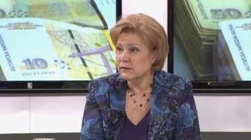 Менда Стоянова: Една четвърт от българските общини имат финансови проблеми