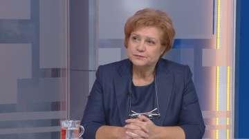 Менда Стоянова: Няма грешка в Бюджет 2017