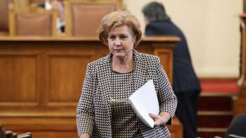 Бюджетната комисия отхвърли ветото на президента върху данъчните закони
