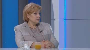 Менда Стоянова: Преструктуриране на икономиката ще доведе до европейски заплати