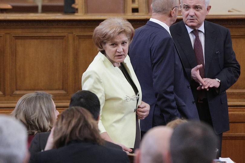 парламентът одобри бюджетите министерствата 2018 година
