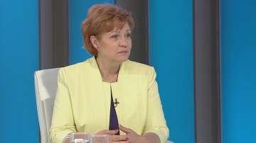 Менда Стоянова, ГЕРБ: БСП преиграва и това се дирижира от Корнелия Нинова