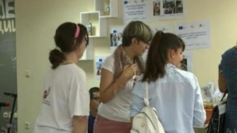 Младежи с ментални затруднения и увреждания от Варна показаха уменията