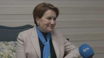 Коя е желязната лейди на турската политика?