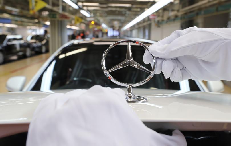 В Германия, автомобилният концерн