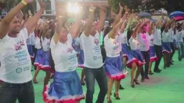 Поставиха рекорд на Гинес за най-голям брой танцуващи меренге