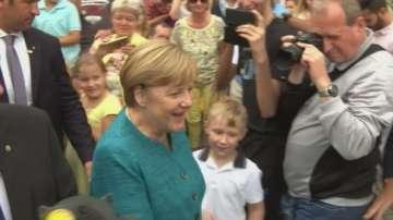 Предизборни битки в Германия