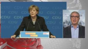 Меркел обеща да намали броя на бежанците
