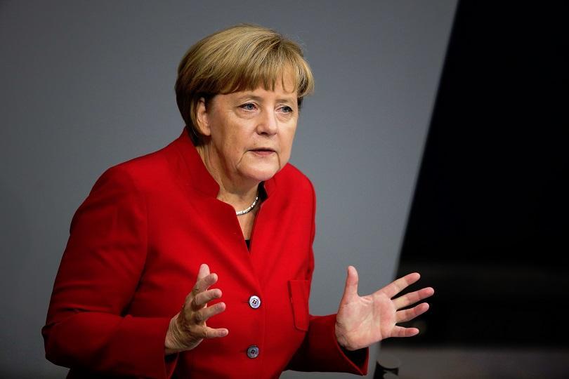 снимка 1 Обама и Меркел: Руските удари в Алeпо са варварски