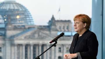 Ангела Меркел: Франк-Валтер Щайнмайер е много подходящ за президент на страната