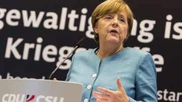Меркел готви сблъсък с Тръмп за климата