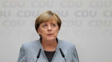 Ангела Меркел започна преговори за съставяне на управляваща коалиция