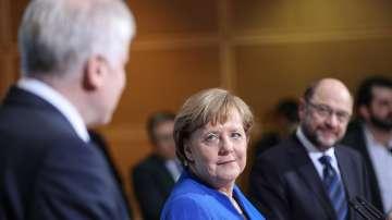 В Германия се договориха за започване на официални преговори за коалиция