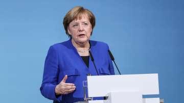 Меркел се надява Германия да има ново правителство до април