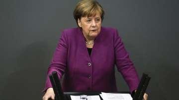Германският канцлер Ангела Меркел осъди смъртта на цивилни граждани в Сирия