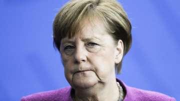 Германският канцлер Ангела Меркел е на посещение във Вашингтон