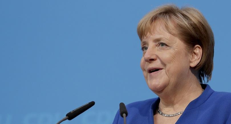 форбс ангела меркел влиятелната жена света 2018