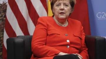 Ангела Меркел посещава Гърция в началото на Януари