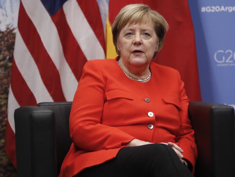 Германският канцлер Ангела Меркел се очаква да пристигне на двудневно