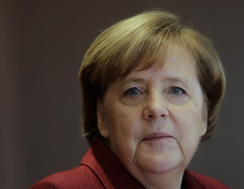 Германският канцлер Ангела Меркел заяви на партийна конференция днес, че