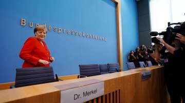 Меркел даде последна пресконференция преди лятната ваканция