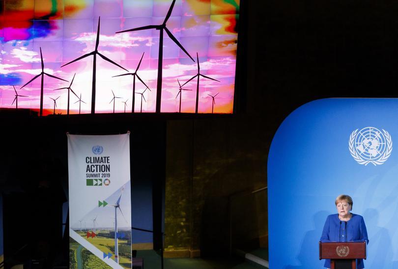 снимка 4 Румен Радев и Екатерина Захариева участваха в срещата за климата на ООН